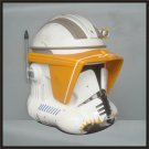 Custom Made Star Wars Clone Trooper Commander Cody ROTS Adult Size Helmet Prop