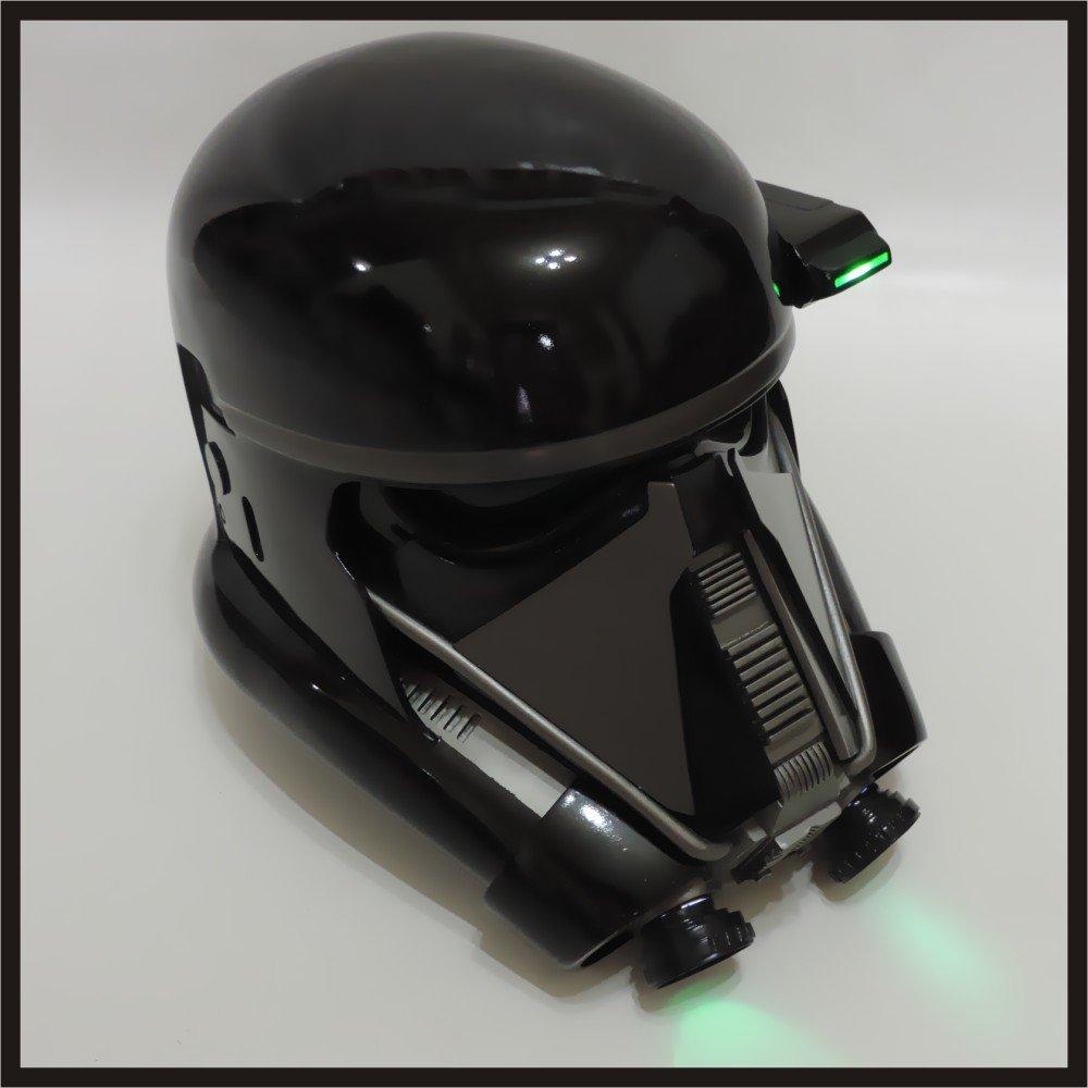 Custom Made Star Wars Rogue 1 Death Trooper Sniper Helmet Adult Size Prop