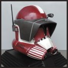 Custom Made Star Wars Clone Trooper Commander Fox Adult Size Helmet Prop