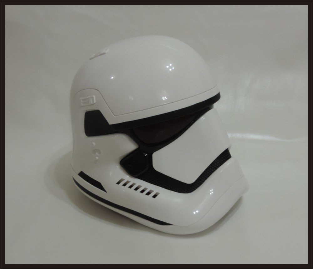Custom Made Star Wars TFA Stormtrooper Adult Size Helmet Prop