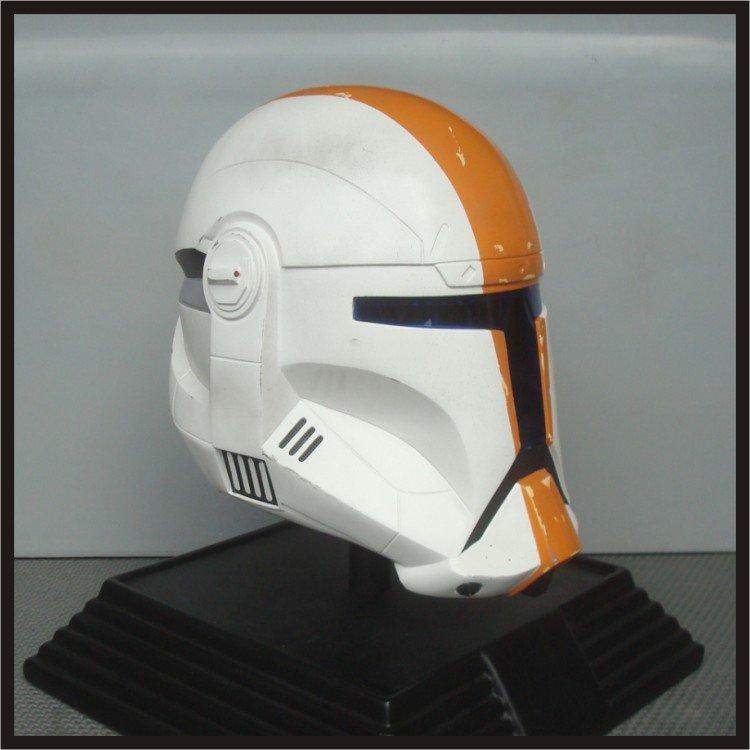 Custom Made Star Wars Clone Trooper Republic Commando Boss Adult Size Helmet Prop