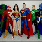 SALE: Custom Made Life Size Justice League Statue Prop