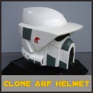 Custom Made Star Wars Clone Trooper TCW ARF Adult Size Helmet Prop