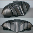 Custom Made Star Wars Darth Vader Chest Armor ROTS Full Size Armor Prop: Gray