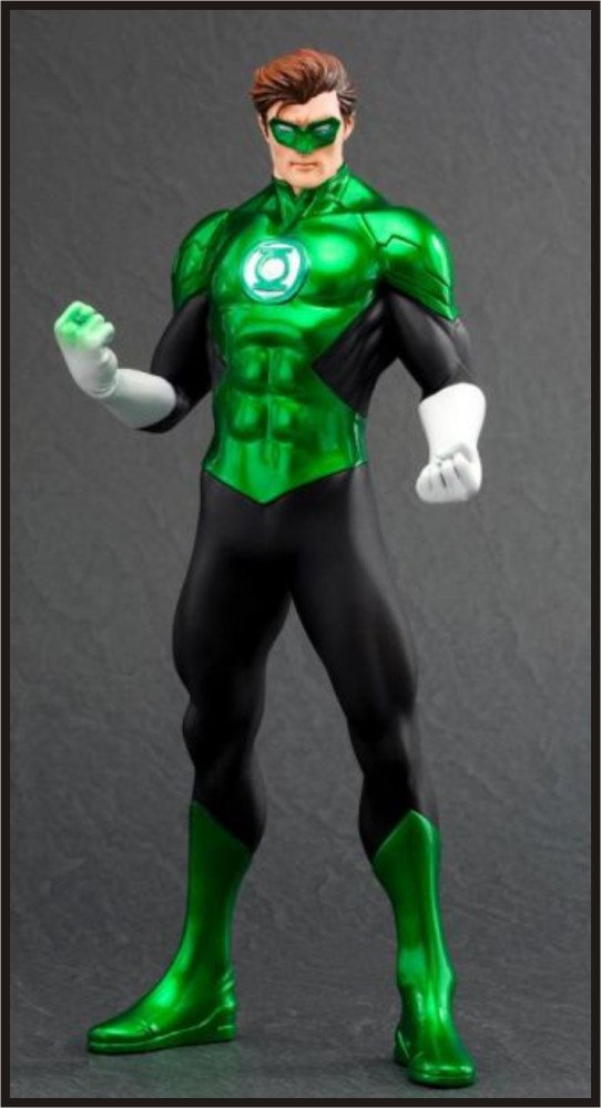 The Green Lantern Custom Made Life Size Superhero Statue Prop #2
