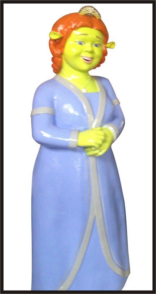 Custom Made Life Size 5' Shrek's Fiona Statue