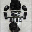 Custom Made Star Wars TFA TIE Helmet & Armor Life Size Armor Prop