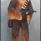 Custom Made Life Size Star Wars Chewbacca Wookie Statue Prop