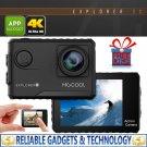 Explorer 2C Action Camera - Sony Sensor, 4K, WideAngle, 2 Inch, Novatek,7G lens