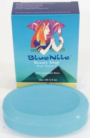 BLUE NILE BEAUTY SOAP