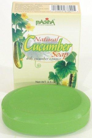 NATURAL CUCUMBER SOAP