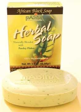 REVITALIZING HERBAL SOAP
