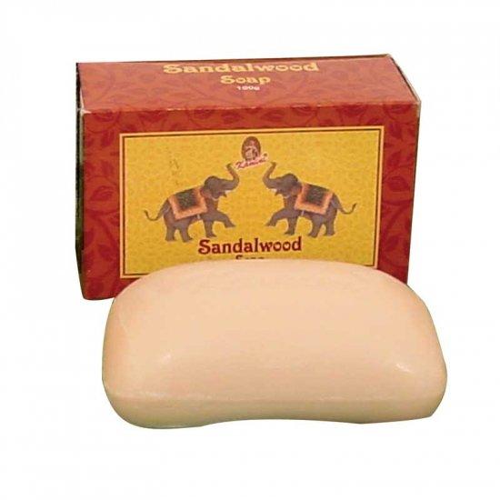 NATURAL SANDLEWOOD SOAP