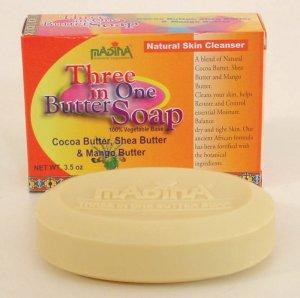 TRIPLE BUTTERS SOAP