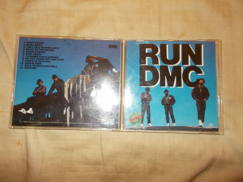 Run D.M.C.  Tougher Than Leather  music cd