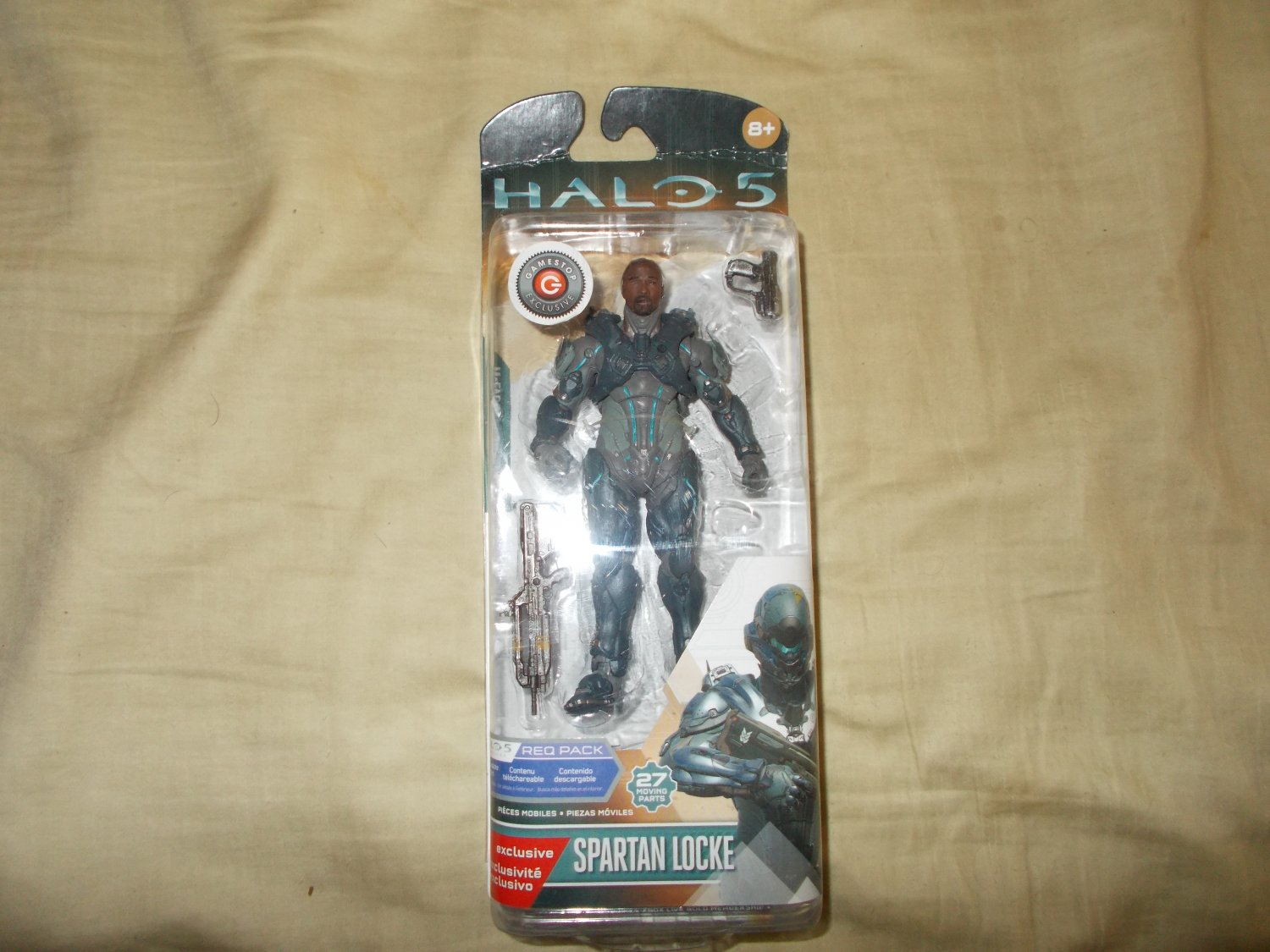 Halo 5  Guardians  Req Pack  Spartan Locke