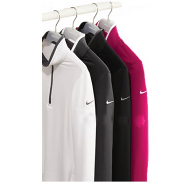 Ladies Nike Dri-Fit Stretch 1/2 Zip Cover Ups
