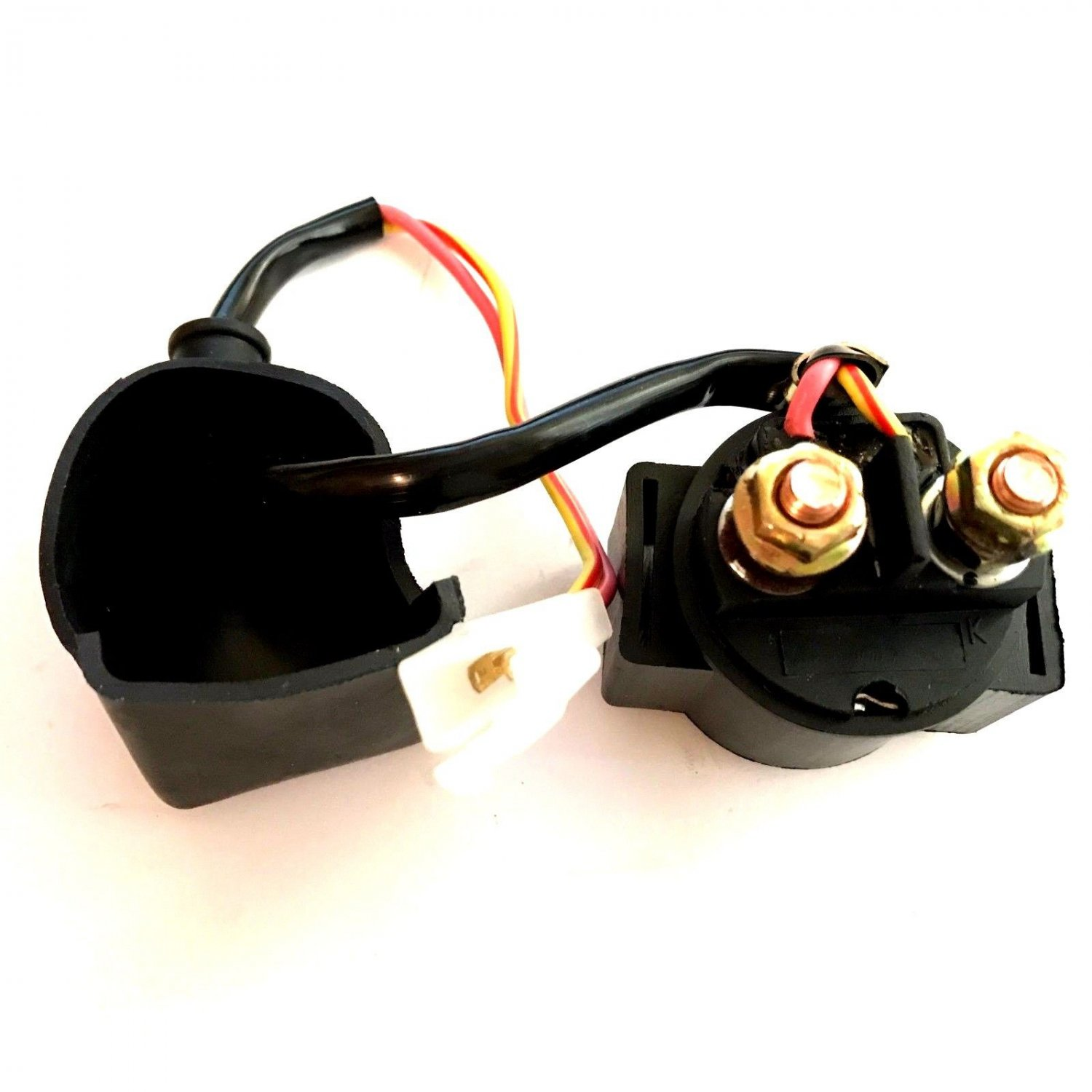 STARTER RELAY SOLENOID CARTER TALON 150 150CC GO KART CARTER BROTHERS BUGGY NEW
