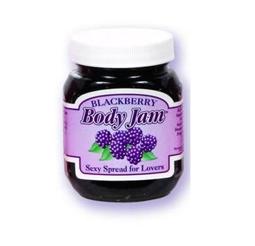BlackBerry Doc Johnson 4oz Edible Body Jam