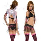 Forbidden Fantasy Sexy Fairy 6-Piece Costume by Forplay!