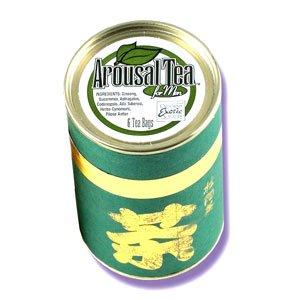 Cool Green Mint  Arousal Tea For Men