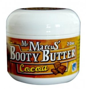 2oz Doc Johnson Cocoa Booty Butter Personal Lubricant!