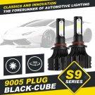 (2pcs/set) S9 Series 9005/HB3/H10 LED Headlight Vehicle Conversion Bulb