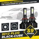 (2pcs/set) S9 Series 9012 COB Hi-Lo Beam LED Headlight Conversion Bulbs