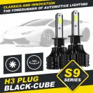 (2pcs/set) S9 Series H3 LED Headlight Conversion Bulb