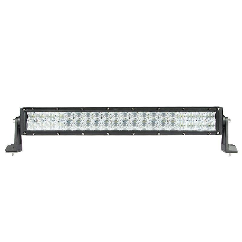 22 inch 120W CREE Spot & Flood Straight Offroad Truck LED Light Bar (5D Projector Lens)