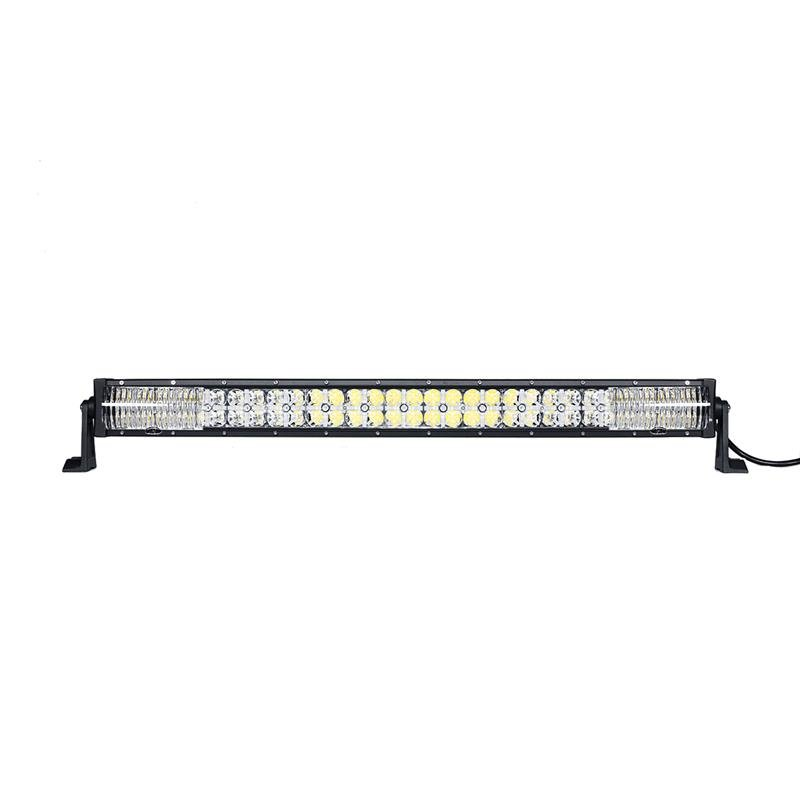 Cross-Series 32 inch 180W Straight Combo Beam LED Light Bar (Cross-style DRL)
