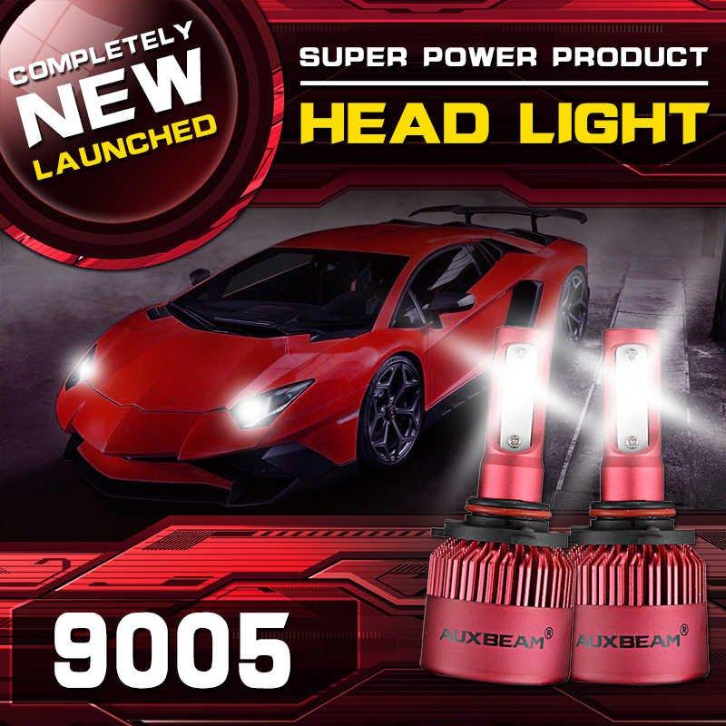 (2PCS/SET) S4 SERIES 9005/HB3/H10 LED HEADLIGHT VEHICLE CONVERSION BULB