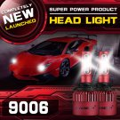 (2PCS/SET) S4 SERIES 9006/HB4 LED HEADLIGHT VEHICLE CONVERSION BULB