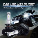(2PCS/SET) S1 SERIES H7 CSP LED HEADLIGHT VEHICLE CONVERSION BULB