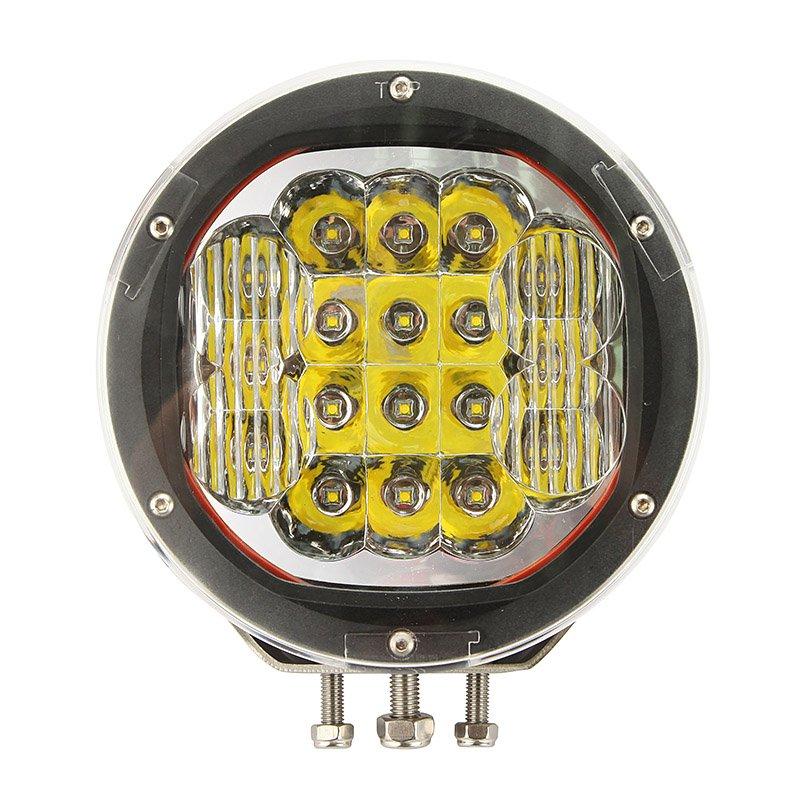 7 inch 90W CREE Round Spot & Flood Combo Beam LED Driving Light