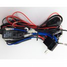 Quad Light Bar Wiring Harness Dual Switch (For Light Bar in 300W)