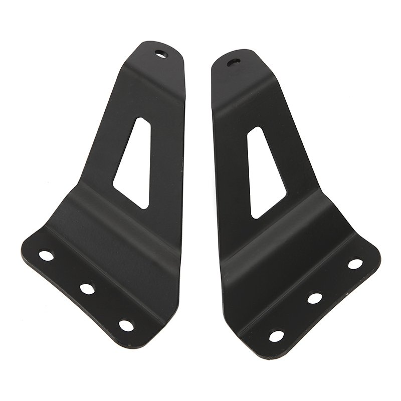 (2pcs/set)50 inch curved light bar upper windshield mounts for Chevrolet GMC pickup