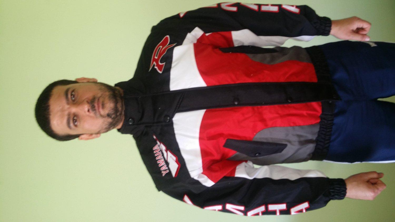 CURDURA JACKET FOR MOTORCYCLE
