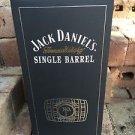 JACK DANIELS Discontinued Golden Barrel Single Barrel Gift Box - Limited Edition