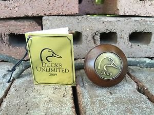 JACK Daniels Limited Edition 2009 Ducks Unlimited Bottle Tag And Cork
