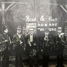 Jack Daniels Vintage Dan Quest Print - The Silver Cornet Band - Rare Re-strike