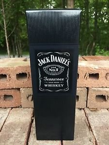 JACK Daniels Discontinued Black Pinstripe Gift Box 750ml