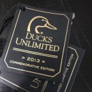 JACK Daniels Limited Edition 2013 Ducks Unlimited Bottle Tag