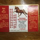 Tennessee Walker Discontinued Authentic Turkey Creek, Tennessee 750 Label
