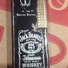 Jack Daniels Limited Edition Side Strike Distillery No 1 Lighter