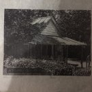 JACK DANIELS Vintage Dan Quest Rice Paper Print  Numbered - The Old Office