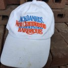 JACK DANIELS Discontinued World Championship White Bar B Cue Cap -