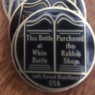 JACK Daniels- Purchased At The White Rabbit - Limited Edition Bottle Coin