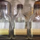 Woodford Reserve 1st Generation 50ml 3 Empty Bottle Mini Set