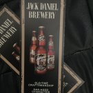 Jack Daniels Brewery Discontinued 1866 Classic Beer Color Flyer